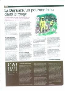 article RAVI Durance